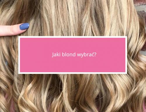 Jaki blond wybrać